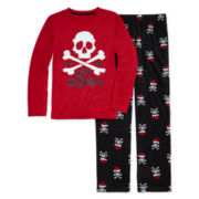 Arizona Lazy Bones Pajama Set - Boys 4-20