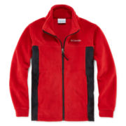 Columbia® Lone Ridge Fleece Jacket - Boys 8-20