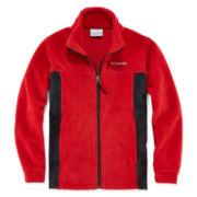 Columbia® Lone Ridge Fleece Jacket - Boys 8-20