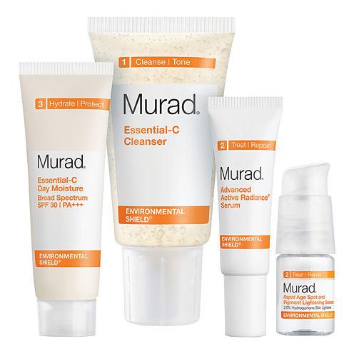 Murad Radiant Skin Renewal Kit