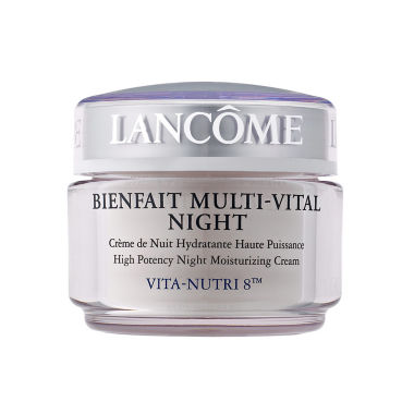 jcpenney.com | Lancôme Bienfait Multi-Vital Night - High Potency Night Moisturizing Cream Vita-Nutri 8™