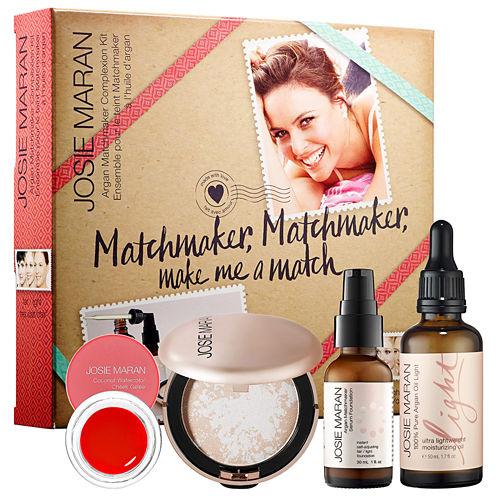 Josie Maran Argan Matchmaker Complexion Kit