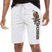 Star Wars™ Boba Fett Knit Pajama Shorts