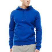 Xersion™ Cotton-Rich Fleece Pullover Hoodie