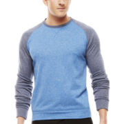 Xersion™ Lightweight Training Fleece Crewneck