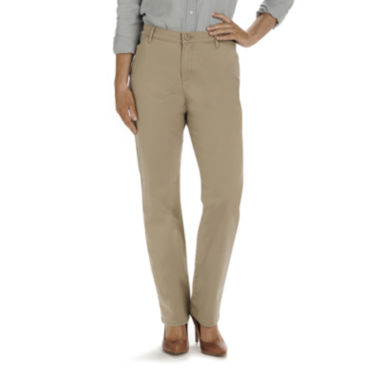 jcpenney.com | Lee® Plain Front All Day Pants