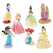 Disney Collection Princess Figurine Play Set