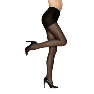 jcpenney.com | Hanes® Alive Full-Support Control-Top Reinforced Toe Pantyhose