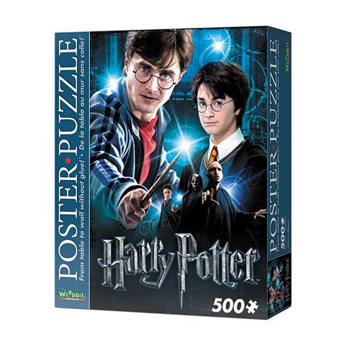 Harry Potter; Puzzles Puzzle