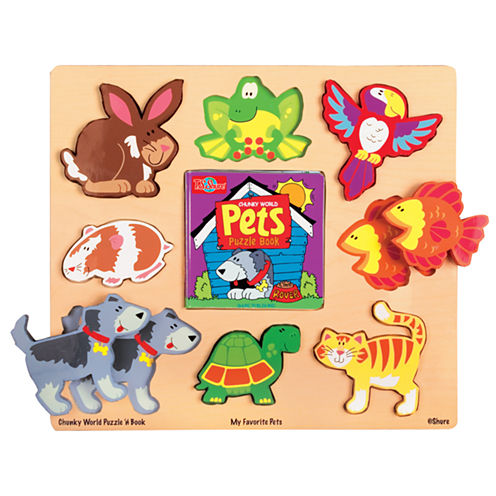 Puzzles; Learning Sets 9-pc. Puzzle
