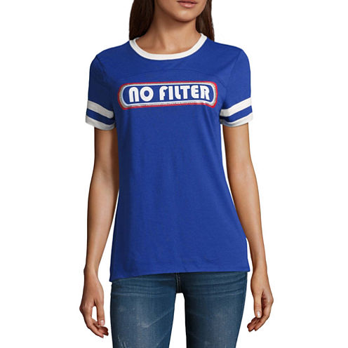 """Arizona """"No Filter"""" Graphic T-Shirt- Juniors"""