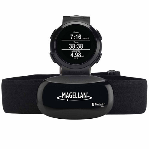 Magellan Echo With Heart Rate Monitor