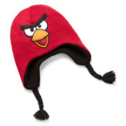 Angry Birds Reversible Peruvian Knit Hat - Boys