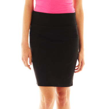 jcpenney.com | by&by Pull-On Millennium Pencil Skirt