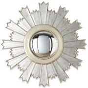 MarthaMirrors™ Nova Starburst Convex Wall Mirror