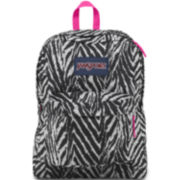 JanSport® SuperBreak Backpack - Zebra