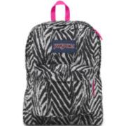 JanSport® SuperBreak Backpack - Zebra