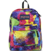 JanSport® SuperBreak Backpack - Neon Galaxy