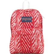 JanSport® SuperBreak Backpack - Coral Zebra