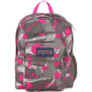 JanSport® Big Student Backpack - Pink Spray