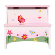 Butterfly Buddies Step-Up Storage