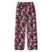 Sleep Nation Skull Print Sleep Pants – Boys 4-20
