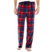 Stafford® Microfleece Sleep Pants