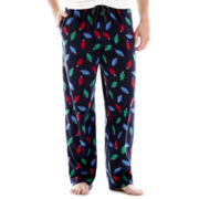 Stafford® Microfleece Sleep Pants - Lights