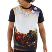 akademiks® Sci-Fi Sublimation Tee