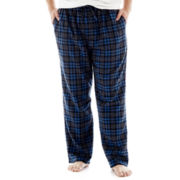 The Foundry Supply Co.™ Plaid Flannel Lounge Pants–Big & Tall