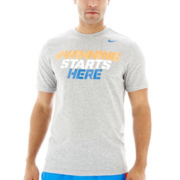 Nike® Winning Dri-FIT Tee