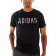 adidas® Third Dimension Tee