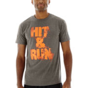 adidas® Hit and Run Tee