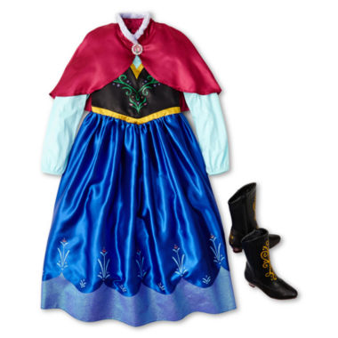 jcpenney.com | Disney Frozen Anna Costume and Accessories – Girls 2-12