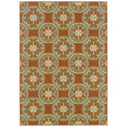 Montego Sand Dollar Indoor/Outdoor Rectangular Rug