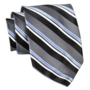 Stafford® Country Stripe Silk Tie
