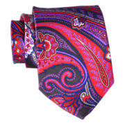 Stafford® Magic Paisley Silk Tie