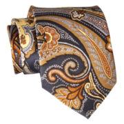 Stafford® Magic Paisley Silk Tie