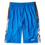 Nike® Rain Shorts - Boys 8-20
