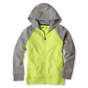 Xersion™ Zippered Fleece Hoodie - Boys 6-18