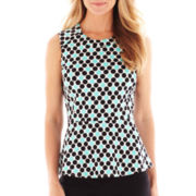 Worthington® Peplum Top - Petite