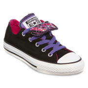 Converse Chuck Taylor All Star Girls Double-Tongue Sneakers