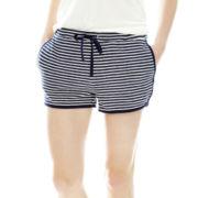 Joe Fresh™ Striped Drawstring Shorts