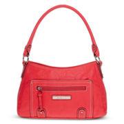 Rosetti® Nail Down Hobo Shoulder Bag