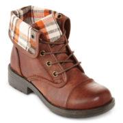 Arizona Yolanda Womens Foldover Boots