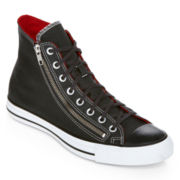 Converse Chuck Taylor All Star Double-Zipper Mens Sneakers