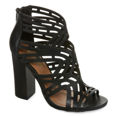 jcpenney.com | Bamboo Embark Cut-Out Pumps