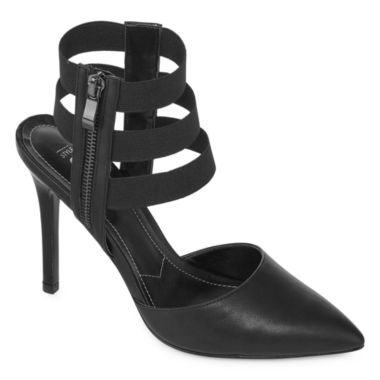jcpenney.com | Style Charles Pro Ankle-Strap Pumps