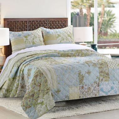 jcpenney.com | Greenland Home Fashions Mallory Quilt Set