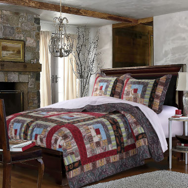 jcpenney.com | Greenland Home Fashions Colorado Lodge Quilt Set